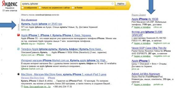 Контекстная реклама в Яндексе (Яндекс Директ)