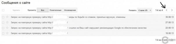 время снятий санкций в Google - SeoProfy