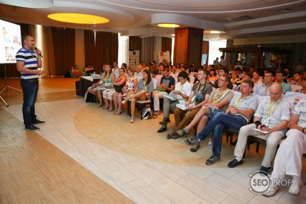 Доклад на 8P 2014 в Одессе