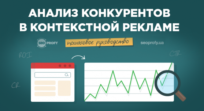 Анализ конкурентов в контекстной рекламе — руководство