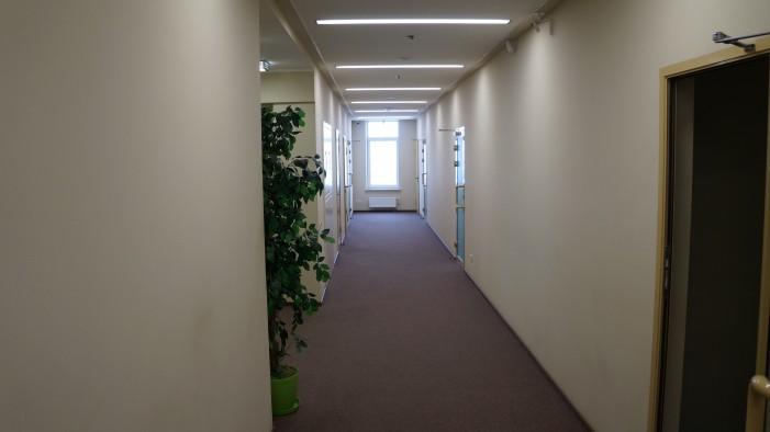 коридов офиса nix solutions