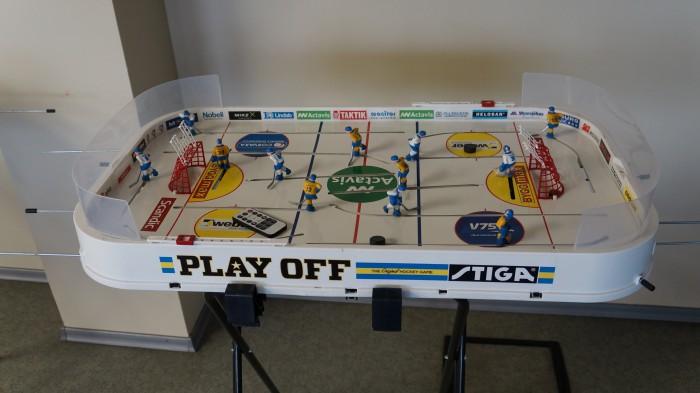 Хоккей в кухне