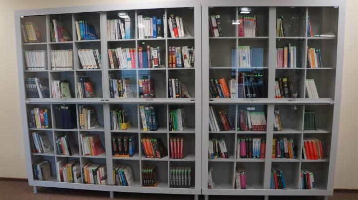 Небольшая библиотека