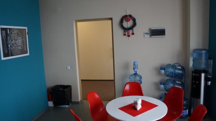 Еще одна кухня в офисе nix solutions
