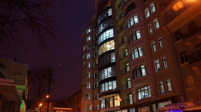 здание офиса Nix Solutions