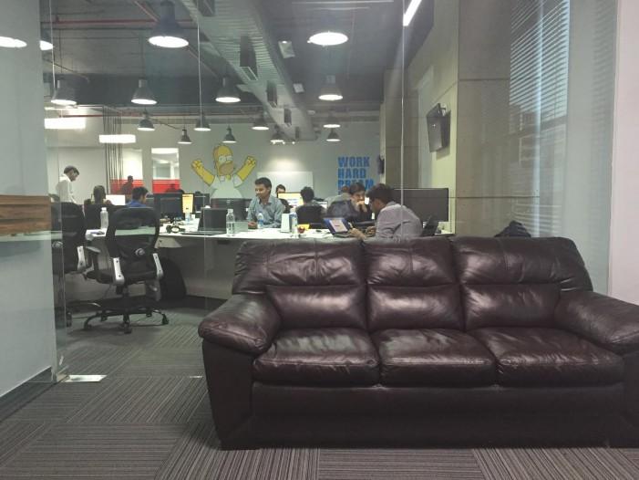 офис Автопортал в Индии