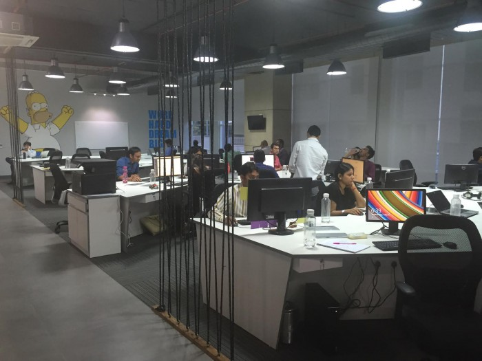Офис АвтоПортала в Индии