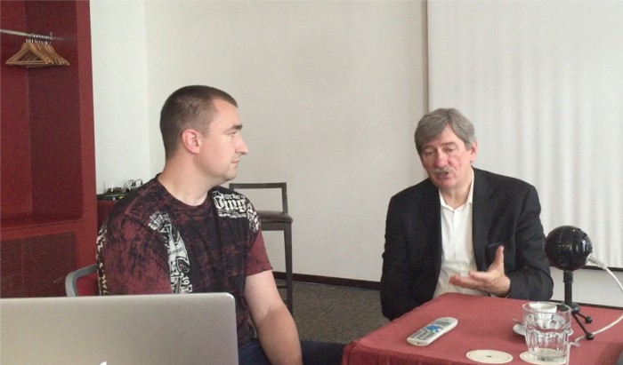 Bruce Clay interviewed by Victor Karpenko