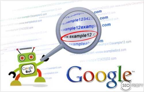 Google Bot - индексация сайта в поисковых системах