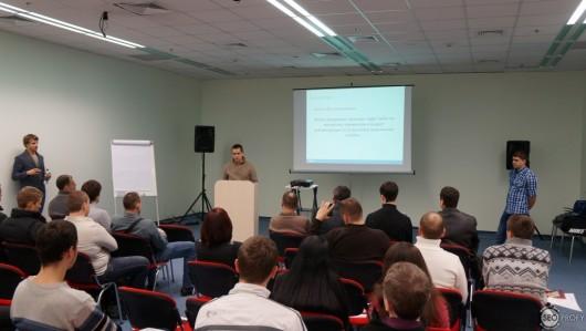 Семинар от Sape для рекламных агентств в Киеве