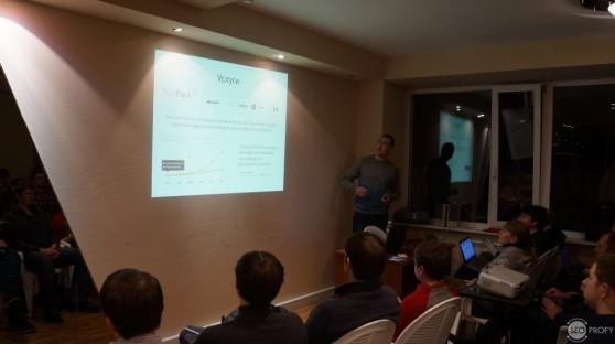 Семинар в клубе интернет маркетологов - Виктор Карпенко (SeoProfy)
