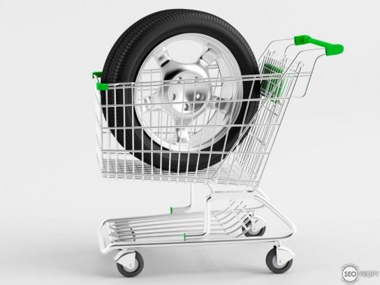 Продвижение интернет магазина авто шин