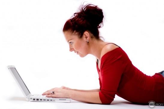 Поисковое продвижение женского сайта