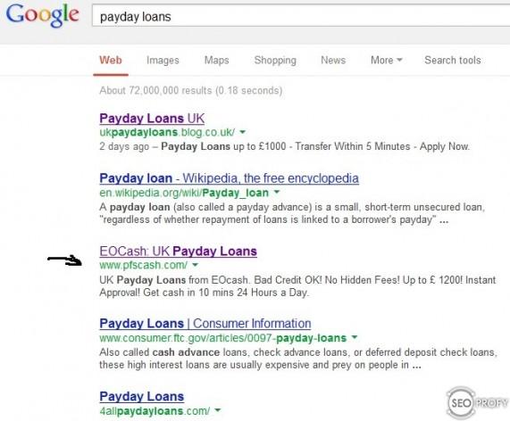 payday loans google.com