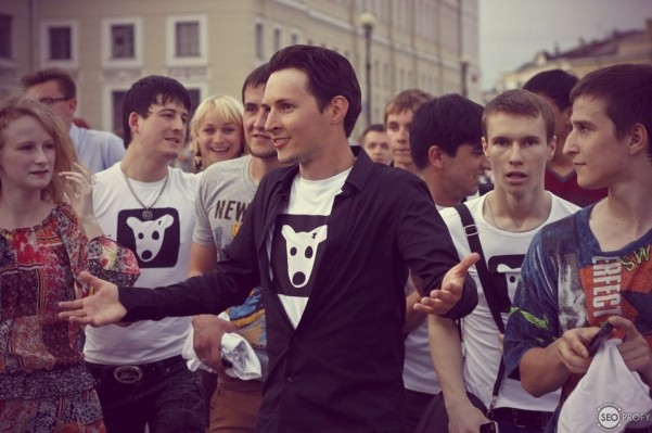 Павел Дуров - ВКонтакте