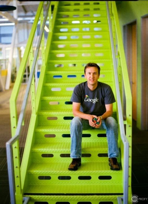 Интервью: Владимир Офицеров - русский инженер из Google