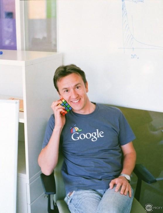Инженер Google, Владимир Офицеров — о Пингвине и Панде, а так же о предстоящем будущем