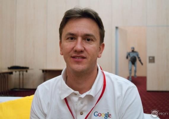 Инженер Google, Владимир Офицеров - о Пингвине и Панде, а так же о предстоящем будущем