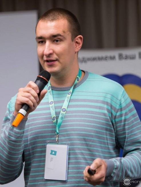 Доклад на конференции SEMCamp - Виктор Карпенко (SeoProfy)