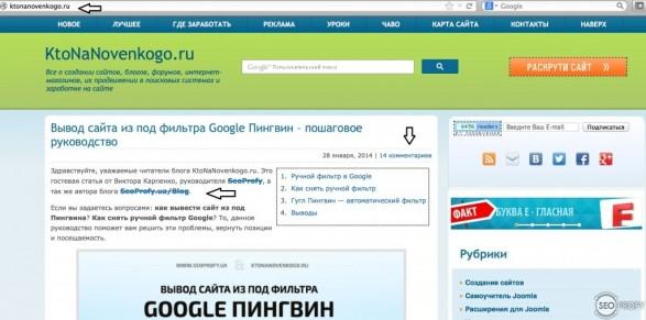 Гостевой пост на Ktonanovenkogo.ru