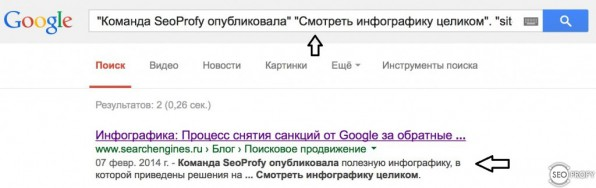 Оператор в Гугл
