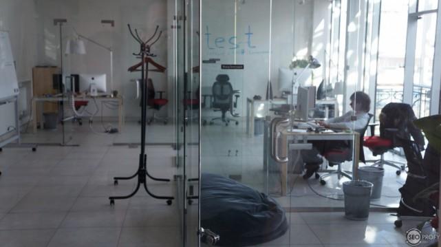 Офис Вконтакте
