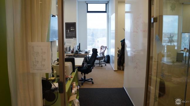 SeoProfy в гостях у Яндекс (Питерский офис) – фото отчет