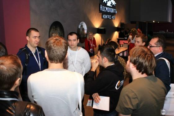 Доклад на конференции CPA day в Киеве - SeoProfy