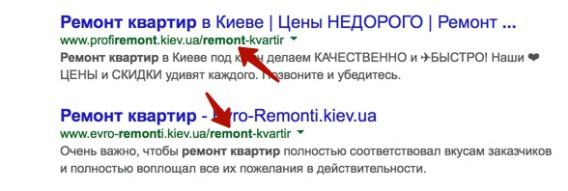 Используйте URL понятные человеку