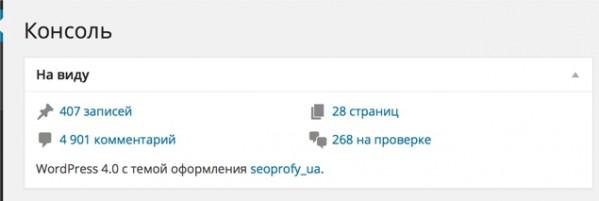 Посты и комментарии блога seoprofy.ua за 2 года