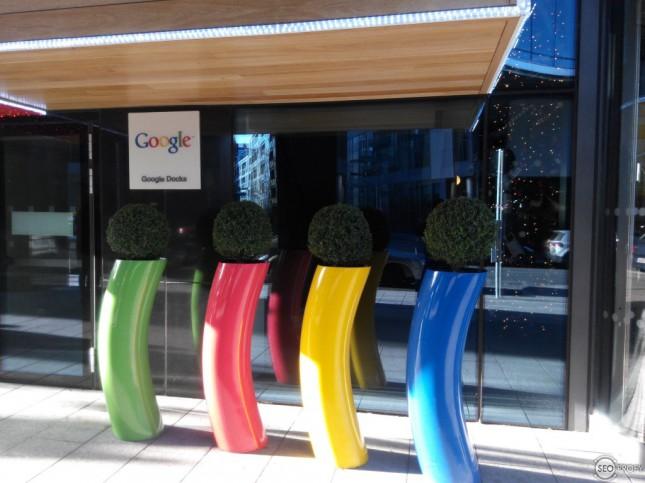 SeoProfy в гостях у Google в Дублине — фото отчет