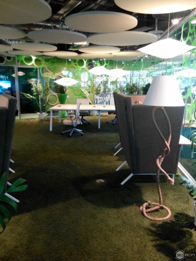 Офис Google Дублин
