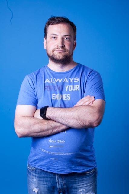 Интервью с Дмитрием Шаховым (Баблорубом)