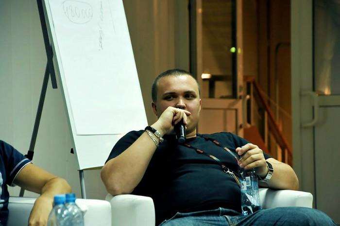 Александр Бахманн - Admitad