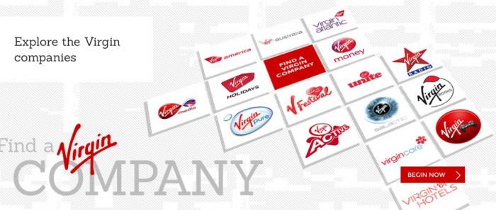На данный момент в компании Virgin трудоустроено более 50 000 человек в 50 странах мира.