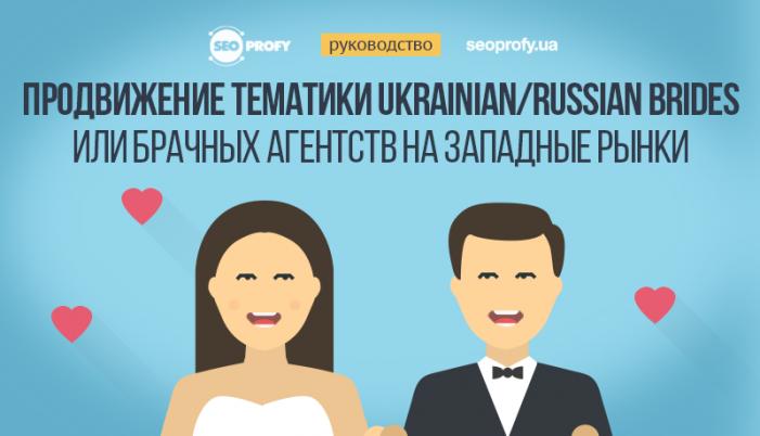 Продвижение тематики Ukrainian/Russian brides — полное руководство