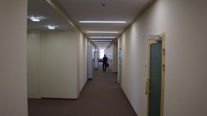 Немного коридора