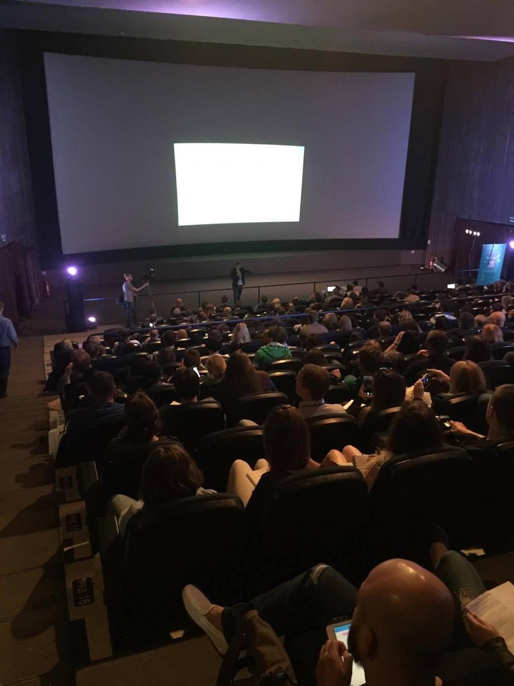 Доклад на конференции Sendpulse Marketing Conference в Чернигове