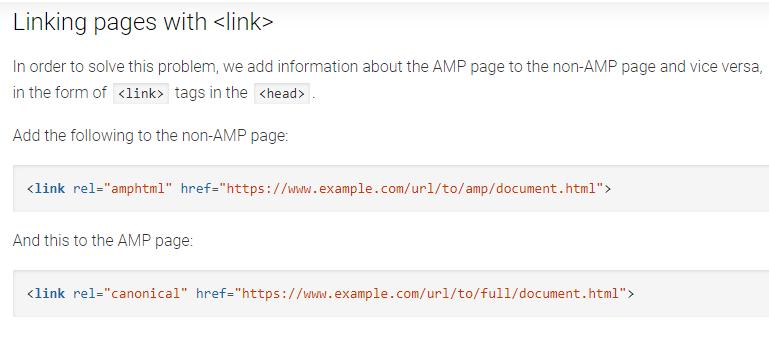 а на AMP страницу добавьте каноническую страницу основной страницы сайт