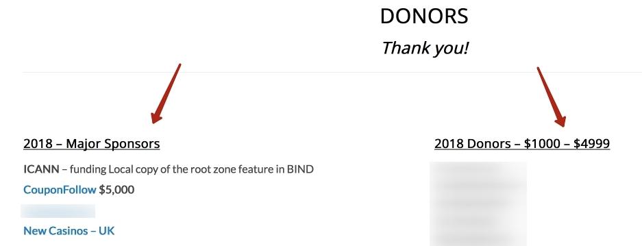 ссылка с donation