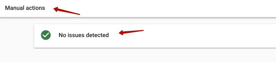 переходим к ссылкам в search console